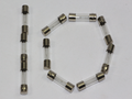 10 x 20mm x 5mm 250V Bussman Antisurge Time Delay Glass Cartridge Fuses