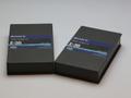 2 x Sony E30 30 Minute Premier High Grade Hard Case VHS Video Cassette Tapes