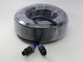 10m Heavy Duty 2.5mm 4 Core Speakon Cable Low Noise For Stage & Professional Use