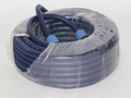 15m Heavy Duty 4mm 2 Core Speakon Cable Low Noise For Stage & Professional Use
