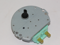 LG 6549W1S011E Universal Microwave Turntable Motor SSM-16HR / 21V AC / D Shaft