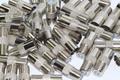 100 x Satellite F Socket to Female Coax Plug Adaptor Converter Connector