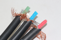 5m of Profigold 3 Way Oxygen Free Shielded RGB Component Video / Audio Cable