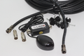 Global TV Link Sky Magic Eye Installation Kit With 10m Black Cable & Cable Clips