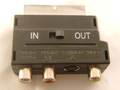 Scart Adaptor, SVHS SVideo RCA  Phono Switchable