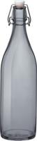 Grey Glass Bottle