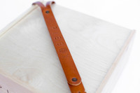 Leather Carry Strap Small