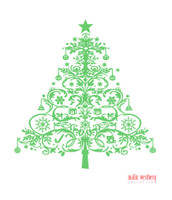 Green Christmas Tree