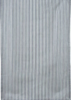 Ticking Stripe Tea Towel Blue