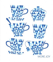 Tea Cups Blue