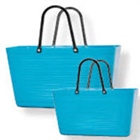 Swedish Hinza Bag Turquoise - Large