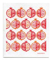 Pomegranates Red