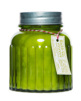 Barr Co. - Watercress Mint Apothecary Jar Candle
