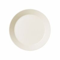 Teema Salad Plate White