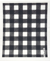 Buffalo Check Black - New!