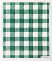 Buffalo Check Forest Green