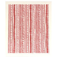 Finnish Rag Rug Red