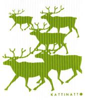 Reindeers Green