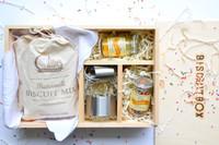 Confetti Biscuit Box