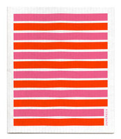 Stripes Orange & Pink - New!