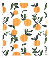 Vintage Citrus Orange - New!