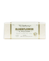 Elderflower &  Vetiver Soap - New!