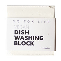 Zero Waste Dishwashing Block - New!