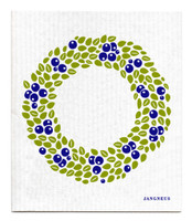 Blueberries Wreath