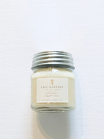 Clean Cotton Candle Mason Jar