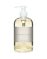 K Hall Washed Cotton Liquid Soap
