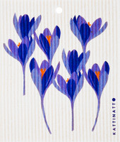 Crocus Flower Blue