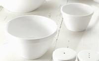 Place des Lices - White Pudding Bowl Large