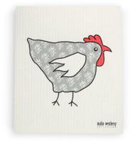Tapestry Hen Grey
