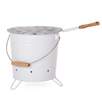 White Metal Barbecue