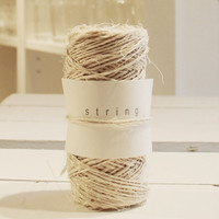 Natural Sisal String
