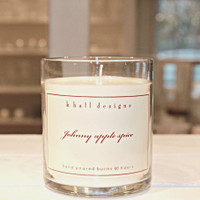 Johnny Apple Spice Candle