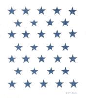 Small Blue Stars