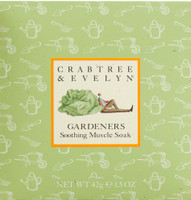 Gardeners Soothing Muscle Soak