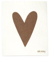 Heart Brown