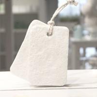 White Sponge Blossoms