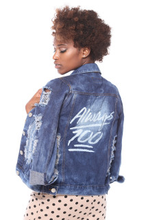 Always 100 Denim Jacket