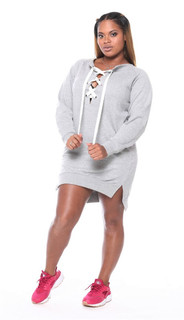 Brooklyn Sweatshirt Dress