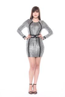 """Sasha Fierce "" Sequin Dress"