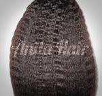 Anila Hair coarse kinky straight hair extensions