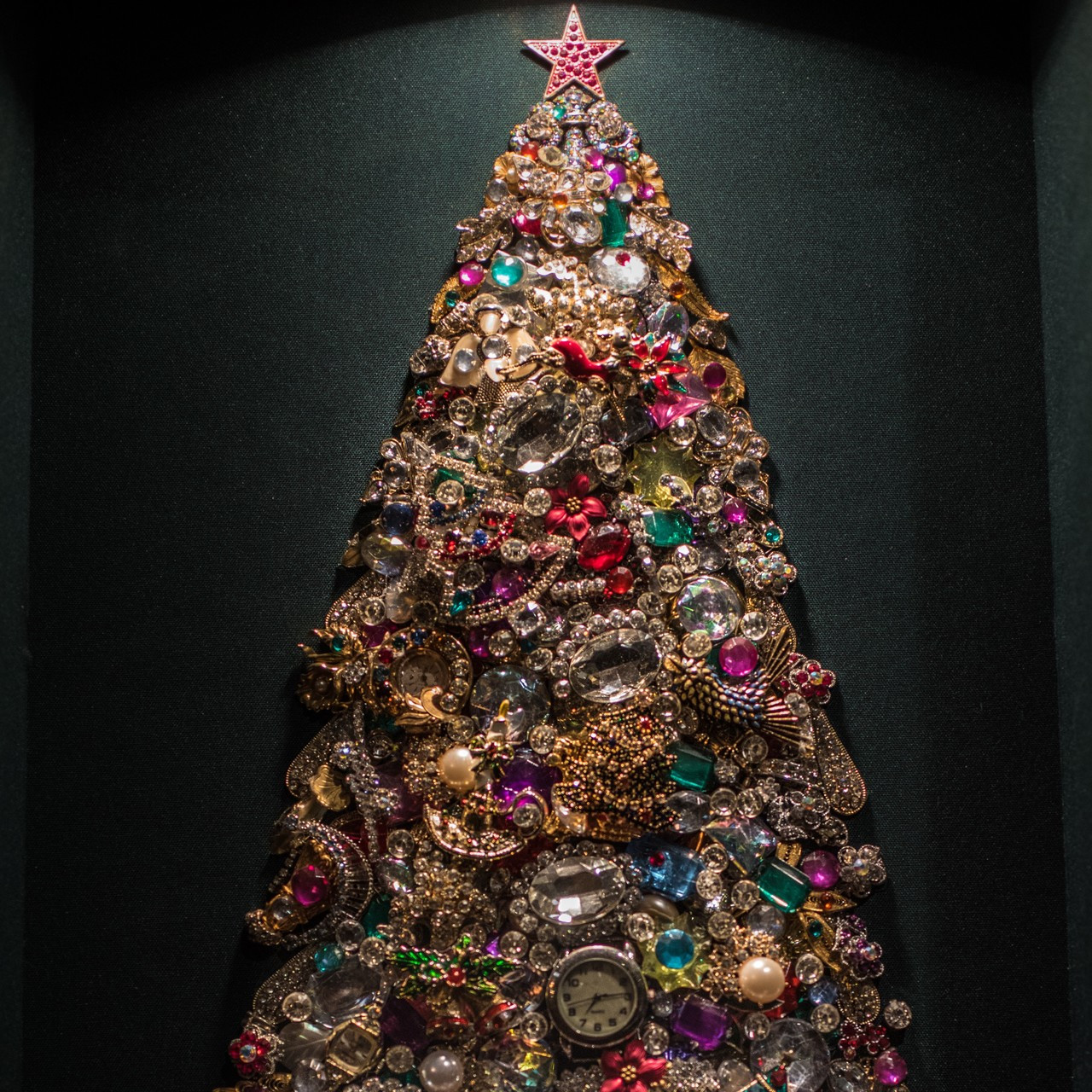 December 1st Jeweled Christmas Tree Tour and Workshop - 9:00 am ...