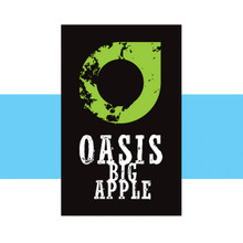 Oasis Big Apple 50/50 Eliquid