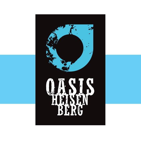 Oasis Heisenberg E-liquid from Smarter Smokes Vaping