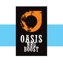 Oasis NRG Boost 50/50 Eliquid