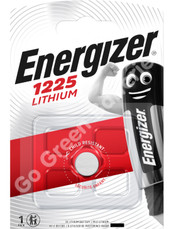 Energizer CR1225 3 Volt Lithium Coin Cell Battery. 1 Pack