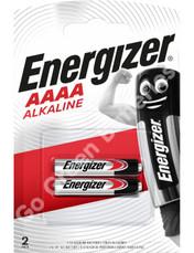 Energizer AAAA 1.5 Volt Batteries. 2 Pack